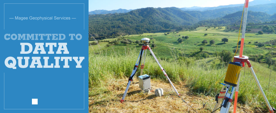 Ground Magnetic Survey